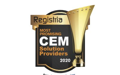 Registria Named 2020 Top Customer Experience Management Solution Provider by CIOReview